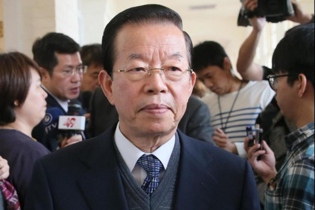 駐日大使謝長廷深夜透過臉書批評陳菊新書內容。 記者許正宏/攝影