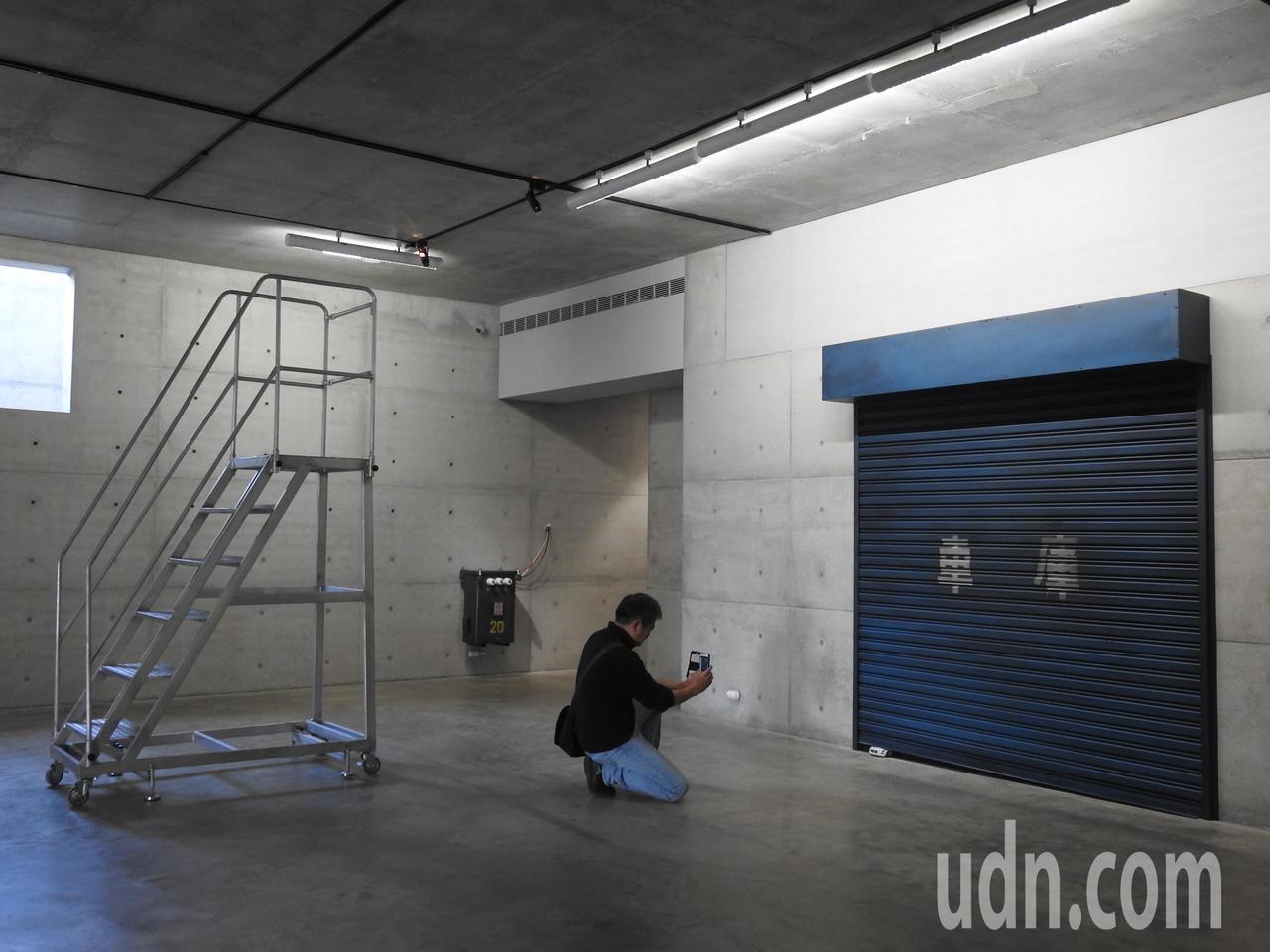 毓繡美術館推出「另空間」,而在該場域中看見的卻不見得是真的,民眾可進行探索。記者...