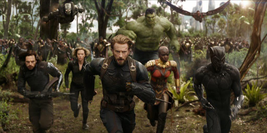 「復仇者聯盟3:無限之戰」是美國觀眾票選明年最期待巨片。圖/摘自imdb