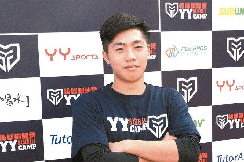 日職阪神虎隊台灣左投呂彥青由於在球隊3年還無法獲一軍機會,可能不在明年球隊的戰力規劃之內。 圖/聯合報系資料照片
