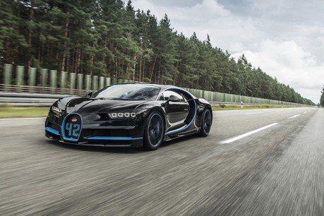 Bugatti慢工出細活 Chiron上市至今僅交車70輛