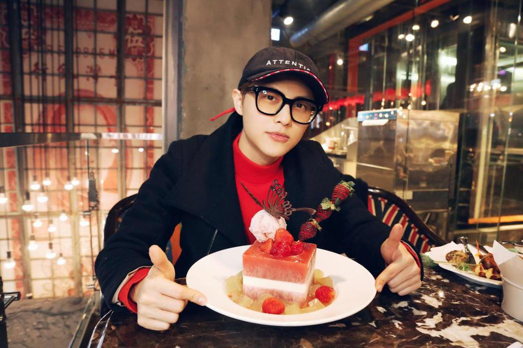 王子台中跨年搶攻美食。圖/華研國際提供