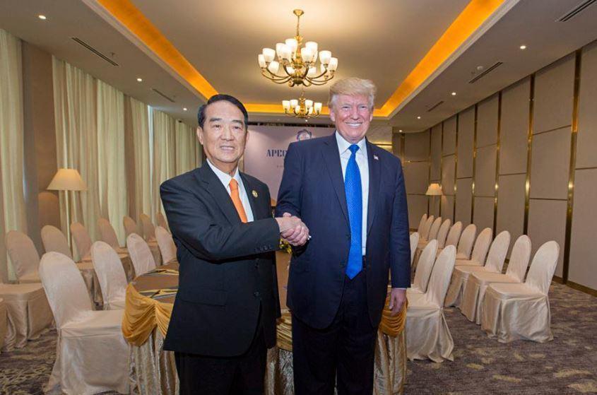 去年11月間,總統蔡英文透過推特貼文提到,宋楚瑜順利在亞太經濟合作會議(APEC...