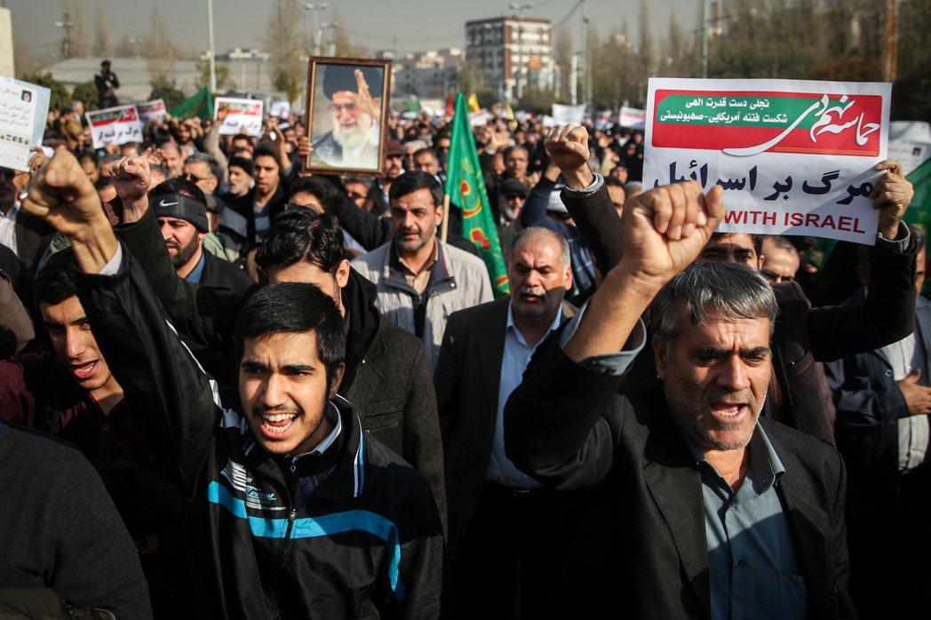 伊朗一政盪,恐波及鄰國。