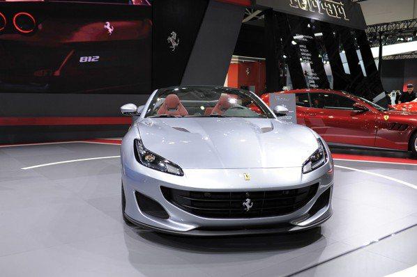 2018 台北車展 ⎯實用之餘更激進 法拉利 Ferrari Portofino 小鎮命名GT跑車入列