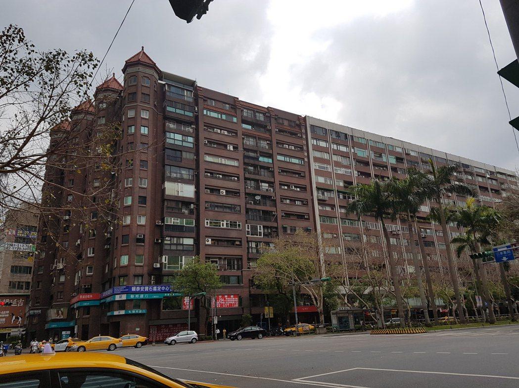 全台法拍拍定移轉棟數,連創多年新低,去年有望止跌。圖為台北市街景,與法拍市場無關...