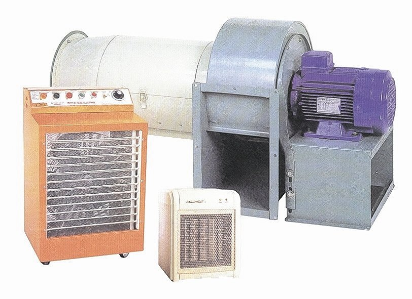 意得客超導熱科技研製高效率超導熱風乾燥機。 意得客超導熱科技/提供