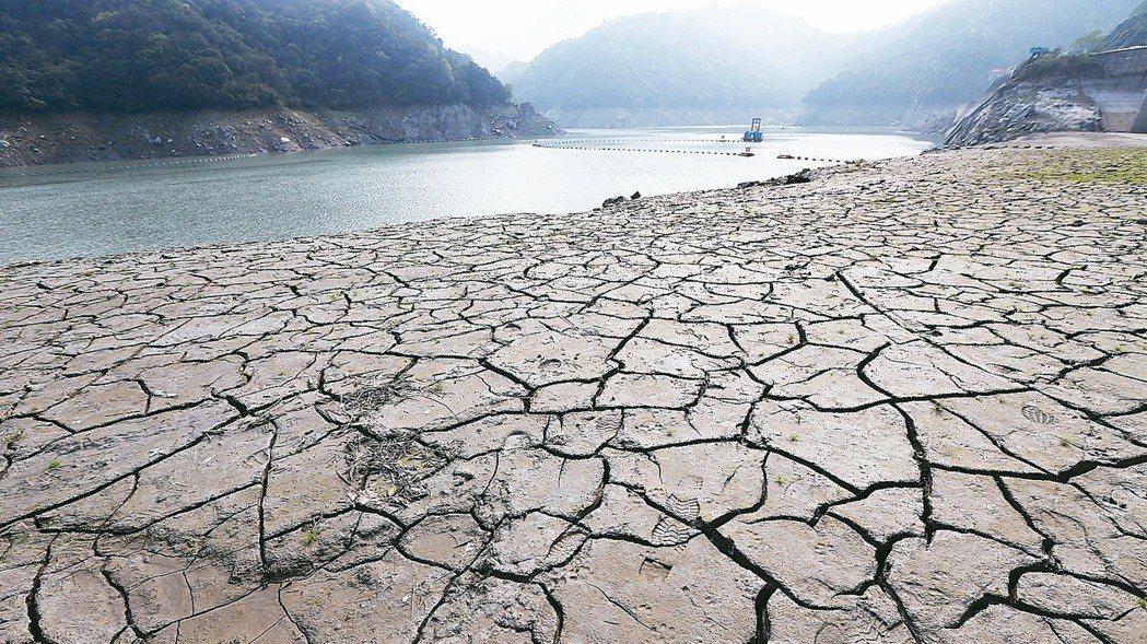 台灣水資源缺乏,若放任惡化,全國10大水庫有4座百年內恐填平。圖/聯合報系資料照...