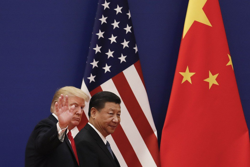 就安全方面,俄羅斯是對手;就經濟方面,中國則是頭號競爭者。 圖/美聯社