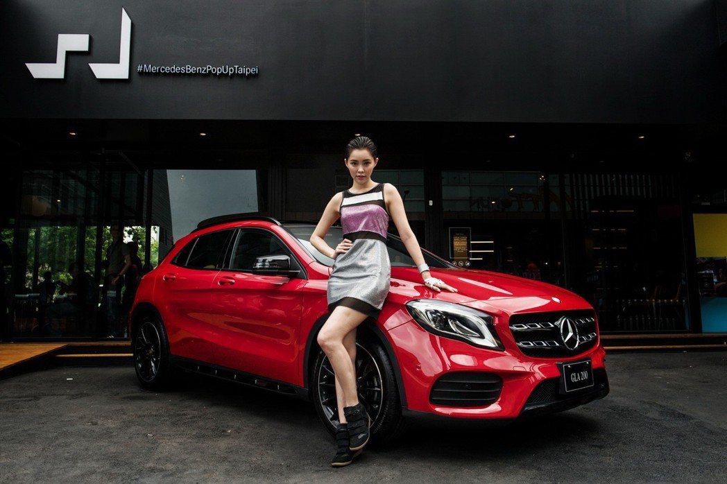 Mercedes-Benz近年來在休旅車及小型車型開疆闢土下,繳出亮眼銷售成績。 圖/台灣賓士提供