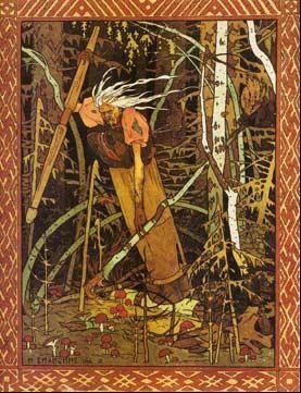 俄羅斯的老女巫也給了Bennett靈感。