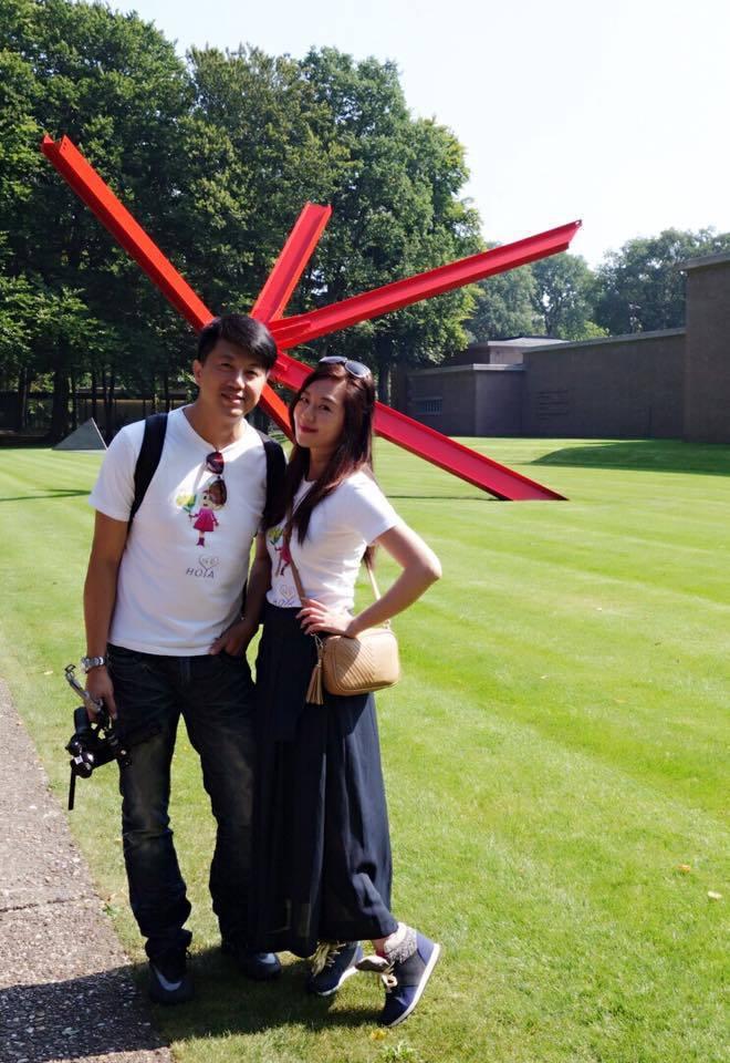 吳皓昇、文汶愛情長跑終於修成正果,將於2月農曆年前辦婚禮。圖/摘自臉書