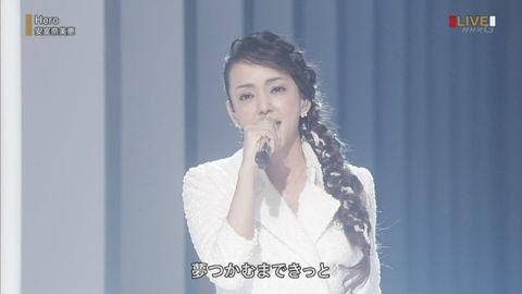 第68屆日本NHK「紅白歌唱大賽」收視率2日揭曉,前半場開出35.8%,後半場則為39.4%,成績不如預期。NHK每年為了「紅白」收視率傷透腦筋,這次找來TWICE吸引年輕族群,又有退休前的安室奈美...