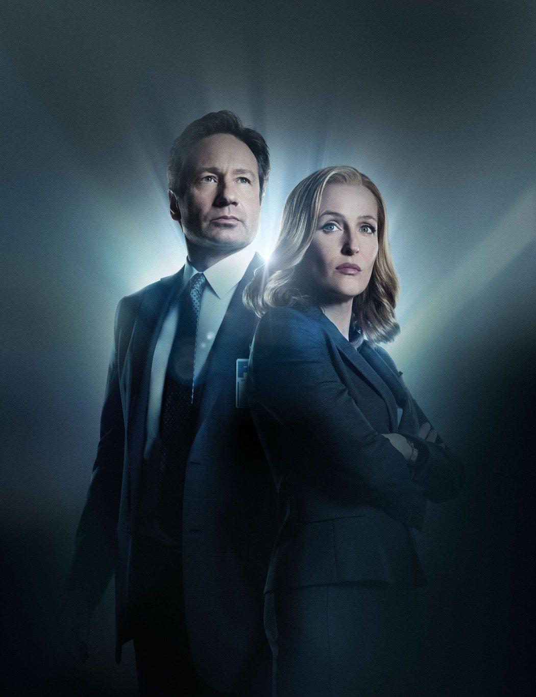 「X檔案」最新一季搞不好是最後一季。圖/FOX提供