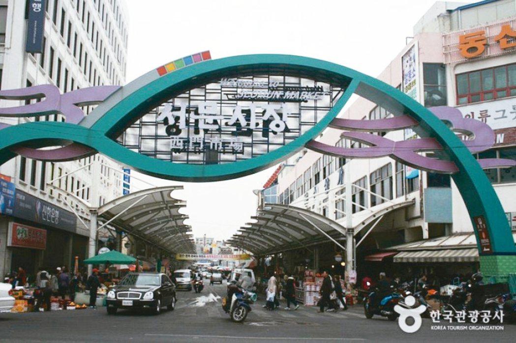 大邱西門市場。 圖/摘自韓國觀光公社