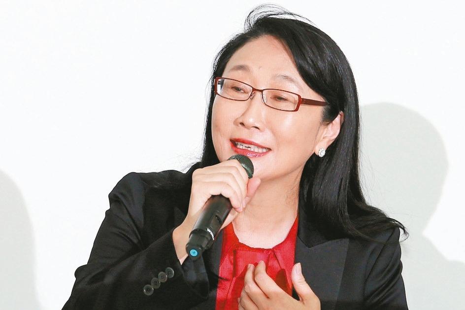 宏達電董事長王雪紅。 報系資料照