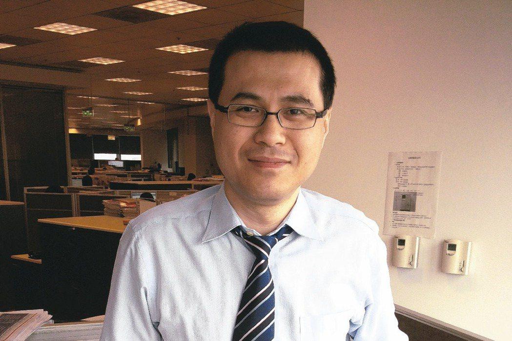 台新投顧副總經理黃文清。 報系資料照