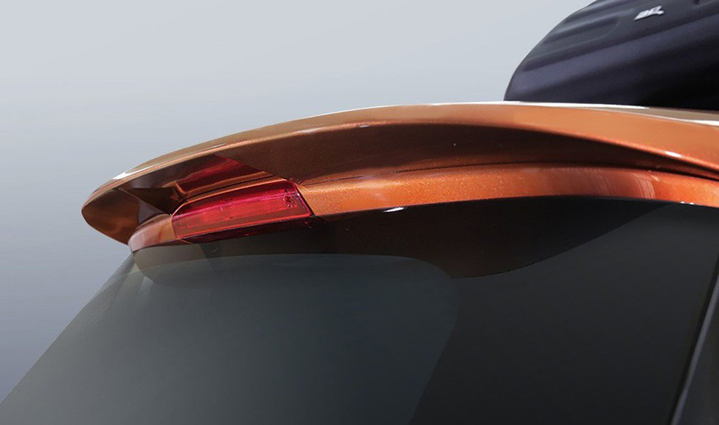 圖為Kuga 英國原裝ST-LINE尾翼。 Ford 提供