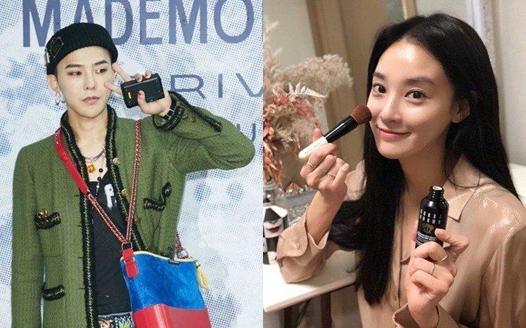 圖(左)/香奈兒提供;擷自instagram