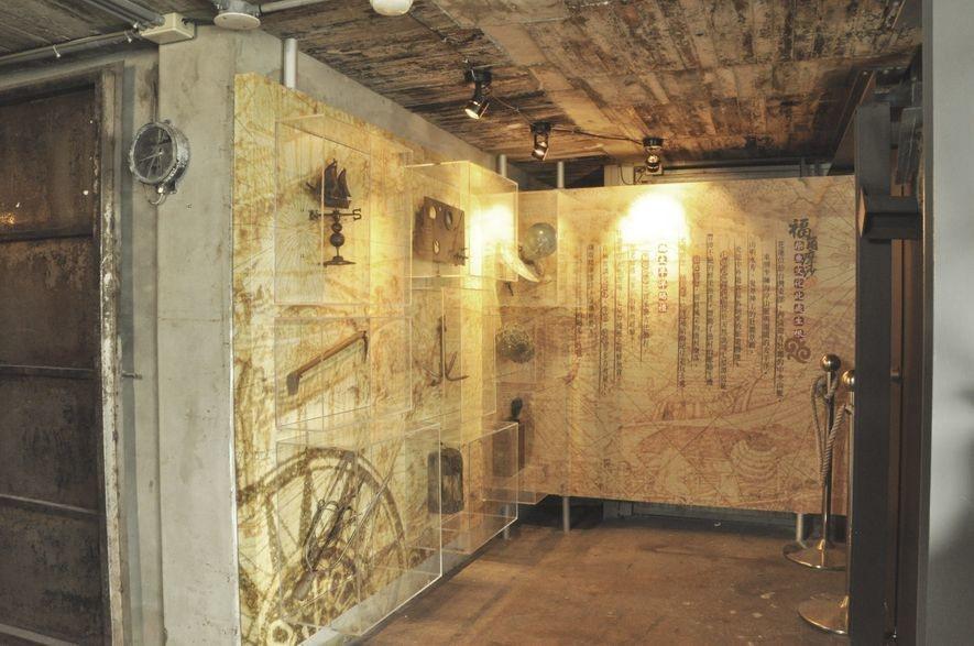 (圖)伊歐探索空間設計 設計作品《花蓮七星柴魚博物館展覽空間》