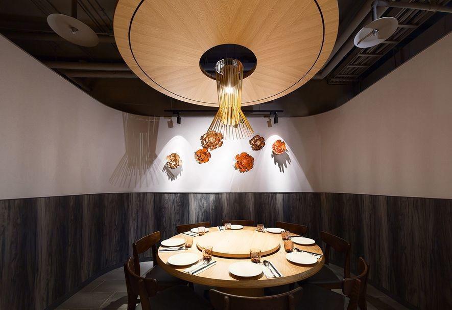 (圖)伊歐探索空間設計 設計作品《饗泰多桃園店》