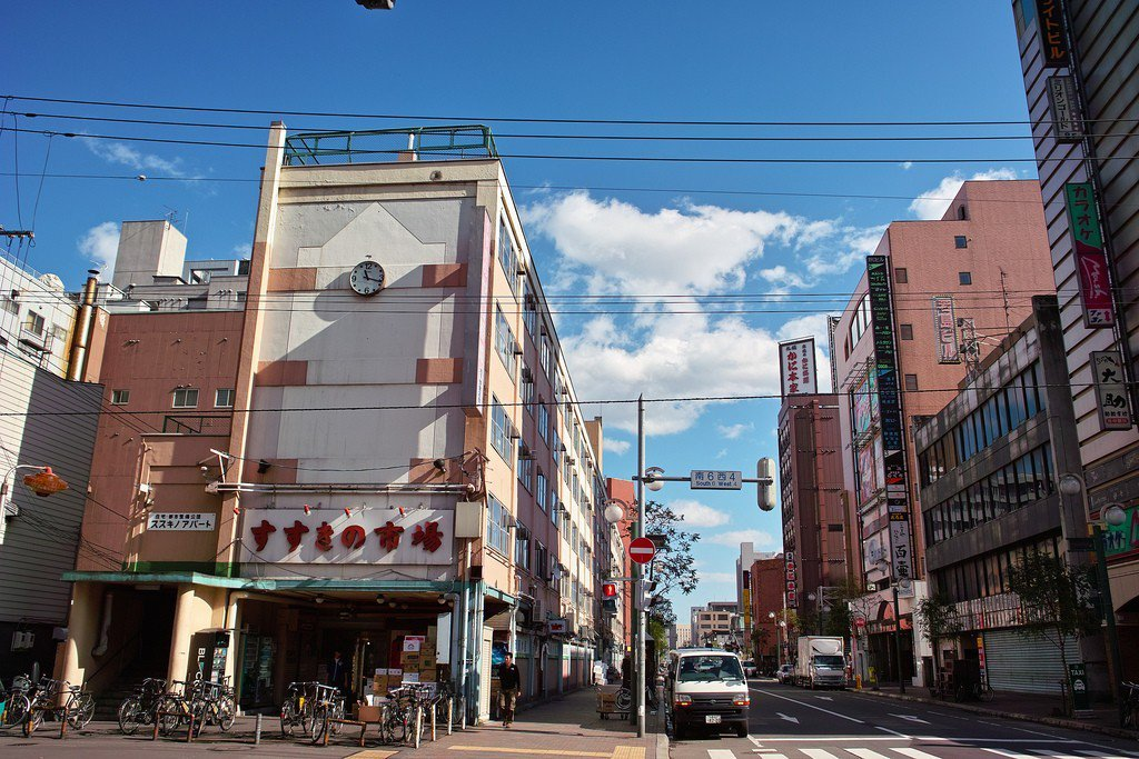 ▲北海道街景。(圖/攝影者:mizoguchi.coji, Flickr CC ...