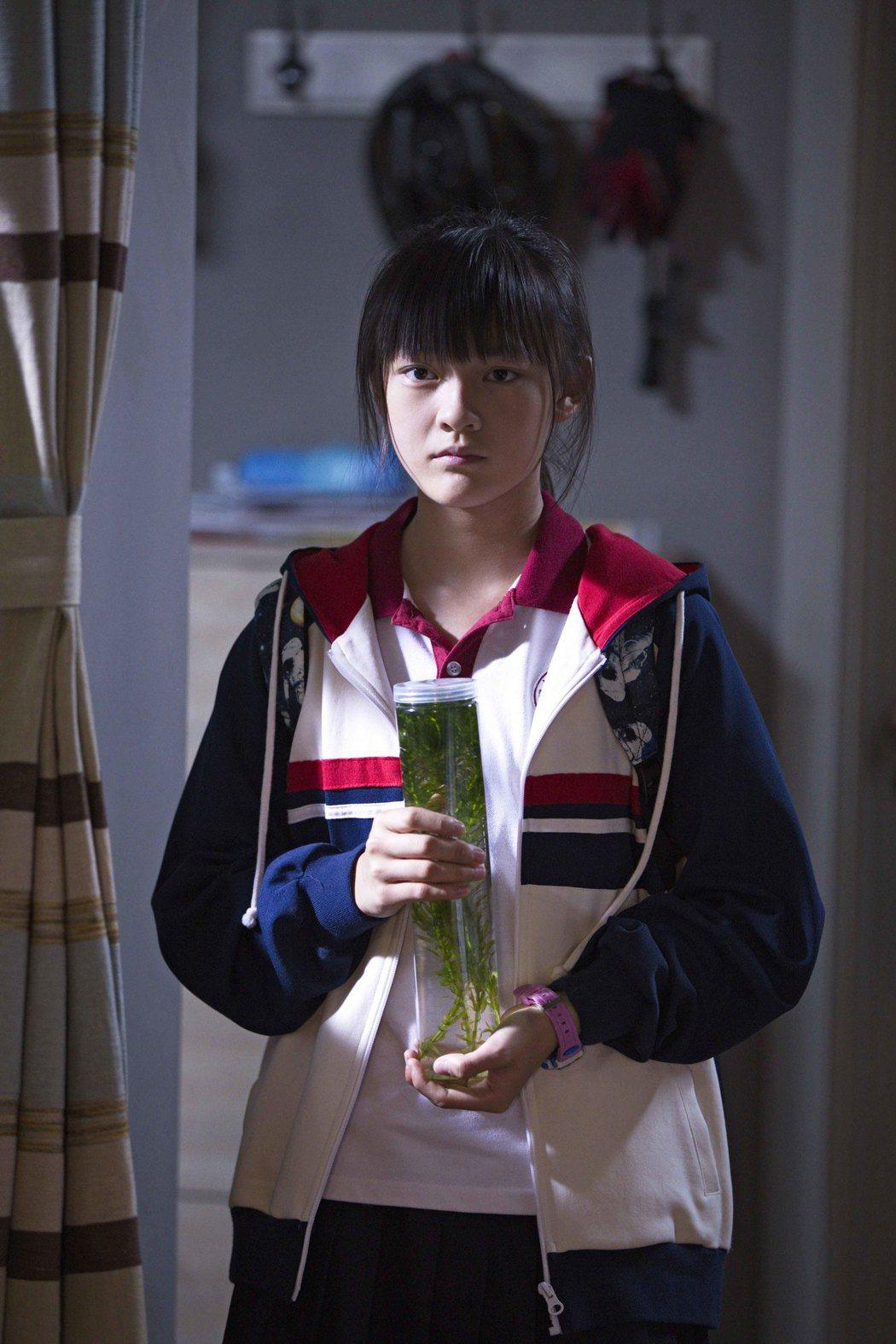 今年金馬最佳女配角得主文淇在「心理罪之城市之光」有精彩演出。圖/華映提供