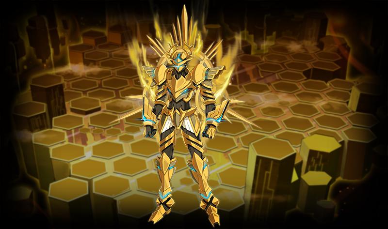 「混沌之館」內的「審判者.混沌」,會快速移動到玩家身邊,給予致命的一擊。