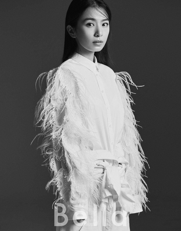 Hebe田馥甄形容自己認份、認命、運氣還不錯。圖/Citta Bella儂儂提供