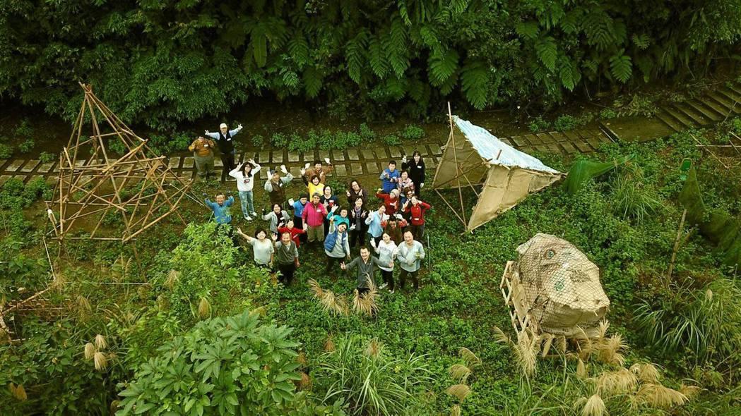 喜樂家族基金會發起「喜樂小田田」計畫,推出5大系列約20場課程,帶身心障礙孩子協...