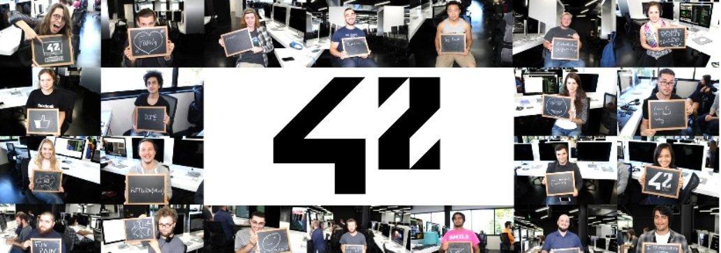 法國科技大亨澤維爾.尼爾(Xavier Niel)創辦的「School 42」,...