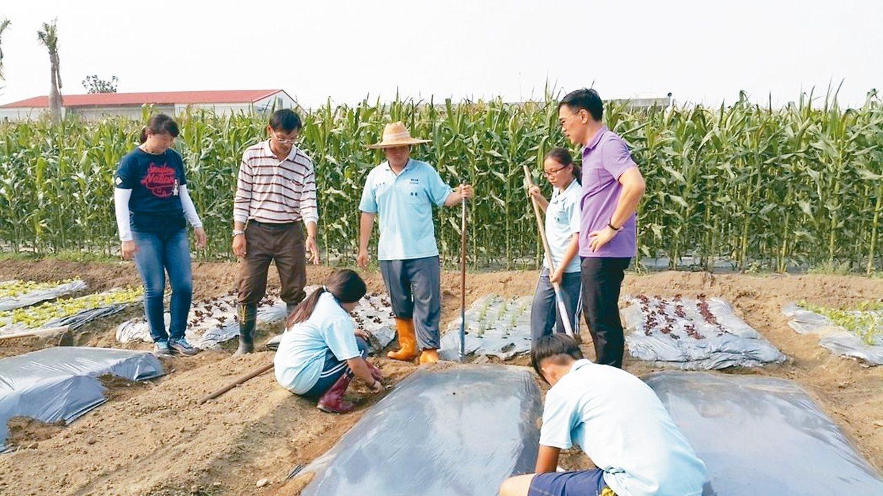 獎勵高職農場經營科從農,學生除了免學雜費,高職3年最多還可獲9萬元獎助金,也鼓勵...