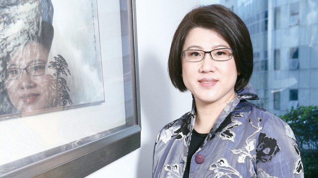 王道銀行副董事長駱怡君。 圖/蘇健忠