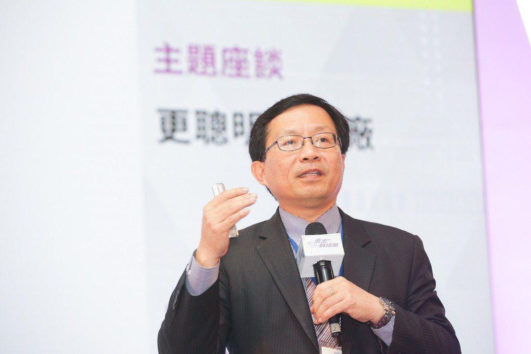 工研院產業經濟與趨勢研究中心主任蘇孟宗。 林鼎皓/提供