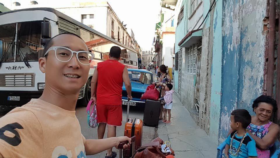 浩子帶著家人完成近一年的環遊世界。 圖/擷自浩角翔起臉書