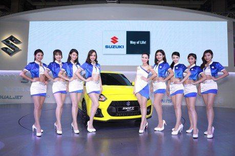 年推四款新車創佳績! SUZUKI 2017 全年銷售達 10,183 輛