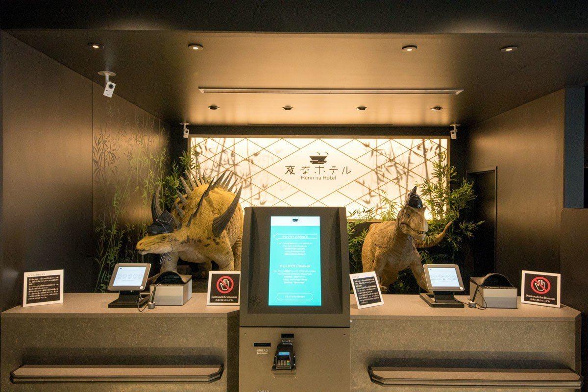 新開幕的西葛西分店也有兩隻完全不同的「服務生」等你來。