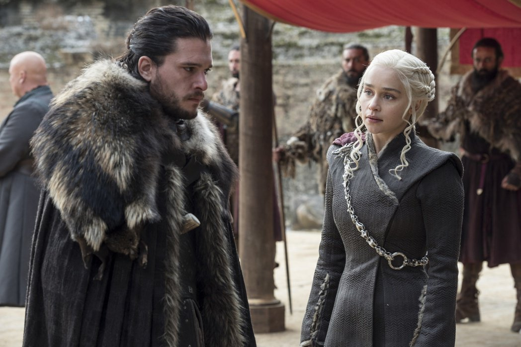 「冰與火之歌:權力遊戲」確定2019年才播出最終季。圖/摘自HBO