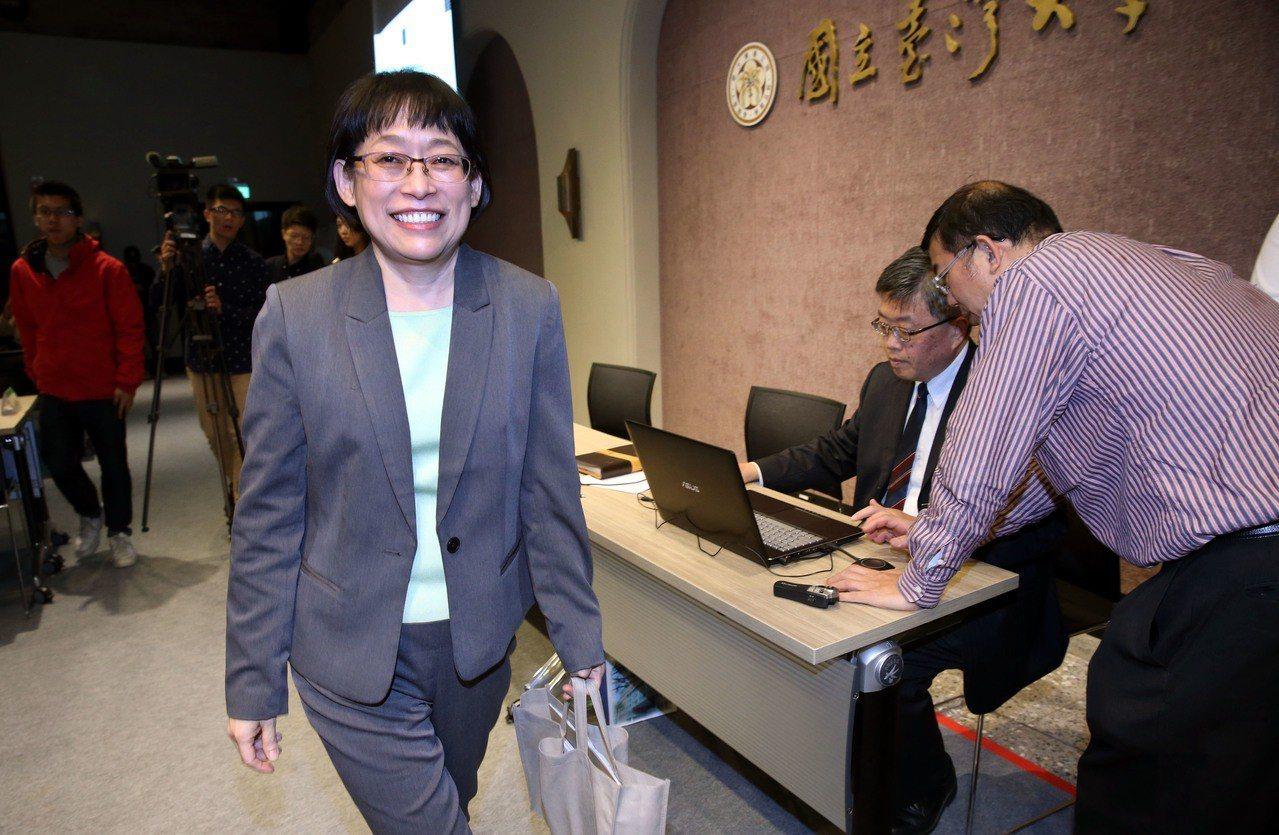 周美吟(左)。聯合報系資料照/記者林俊良攝影
