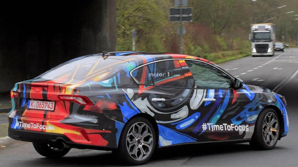 全新Ford Focus發表在即。 摘自Motor 1