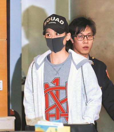 藝人陳喬恩涉嫌酒駕,10萬元交保。 圖/聯合報系資料照片