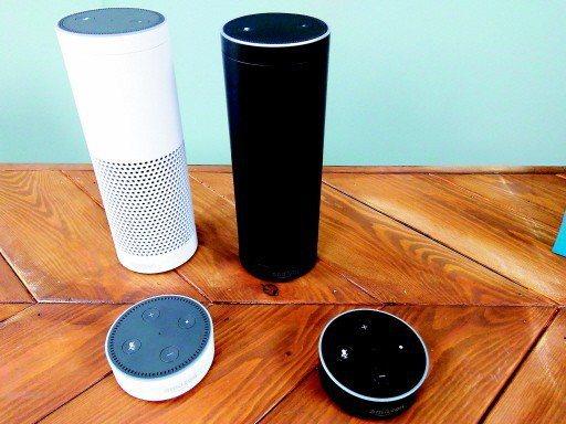 亞馬遜準備把智慧語音助理Alexa導入包括穿戴式設備在內的多項裝置。圖為亞馬遜數...