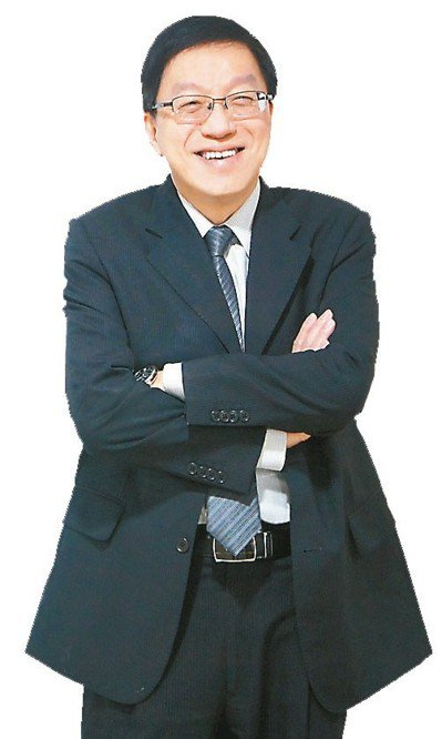 中壽副總蘇錦隆