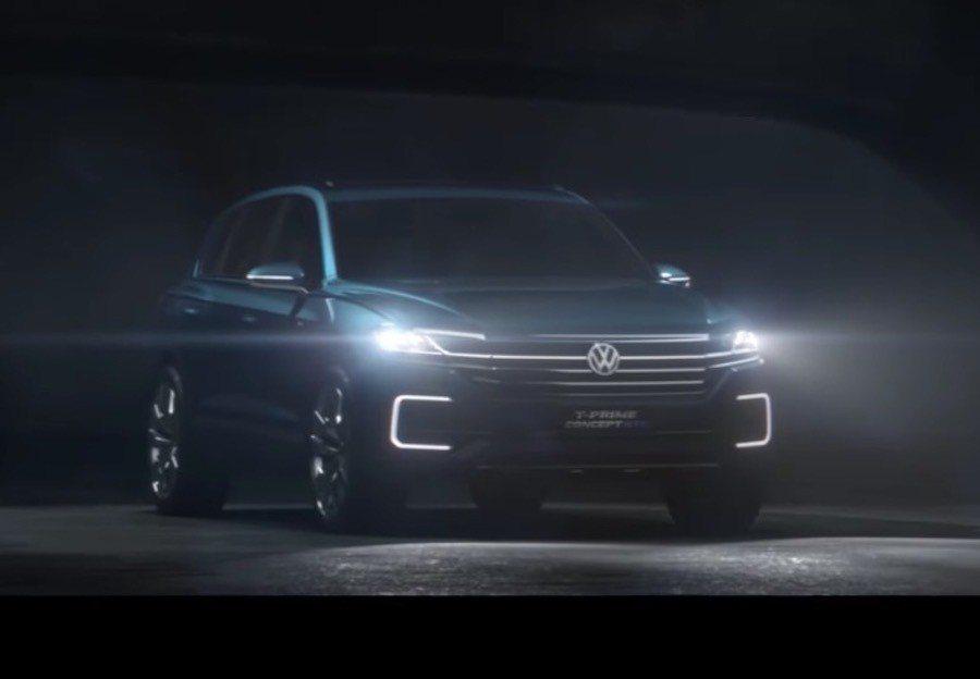 截自Volkswagen News影片