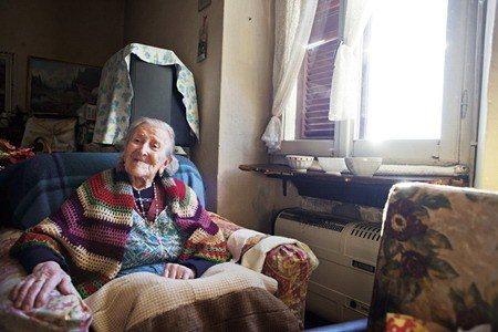 莫拉諾女士非常注重儀容 (照片/紐約時報提供)