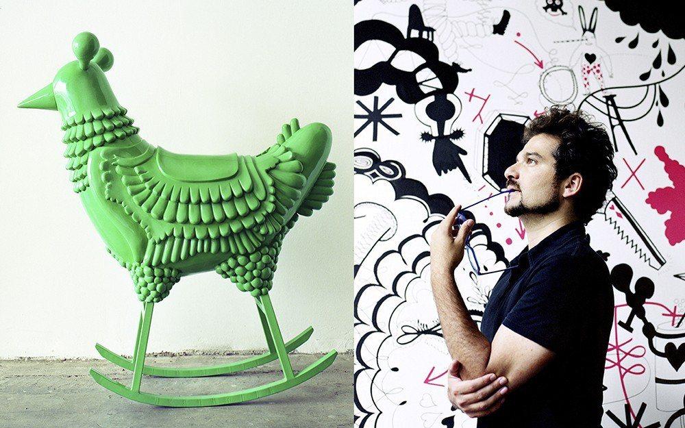 西班牙設計金童 – Jaime Hayon 亞米‧海因。all images ©...