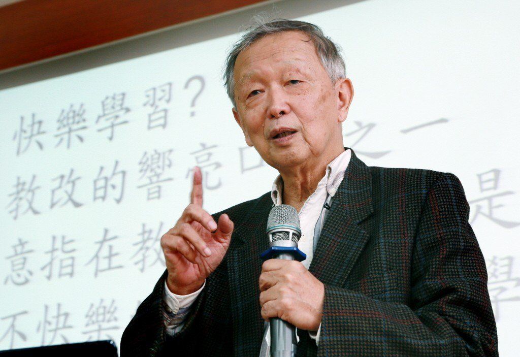 清華大學榮譽講座教授李家同。 聯合報系資料照