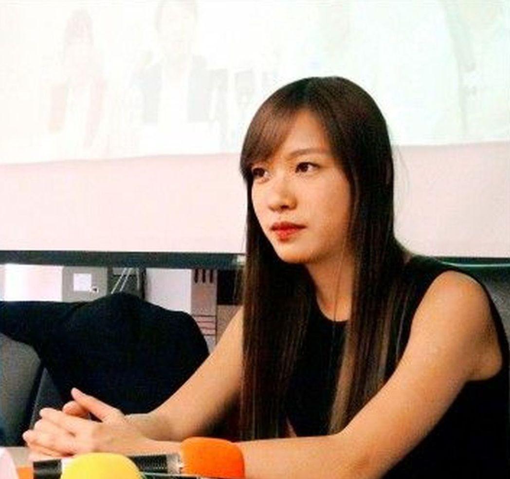 游蕙禎呼籲台灣領導人蔡英文關注香港新界主權,引發爭議。 圖/摘自鐵血網