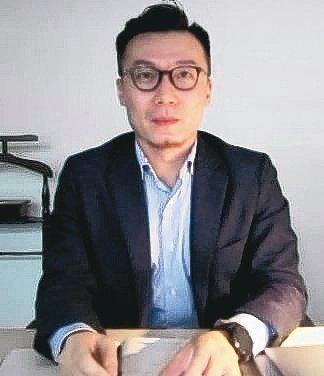 勝思科技董事總經理蘇泳樺。 翁永全/攝影
