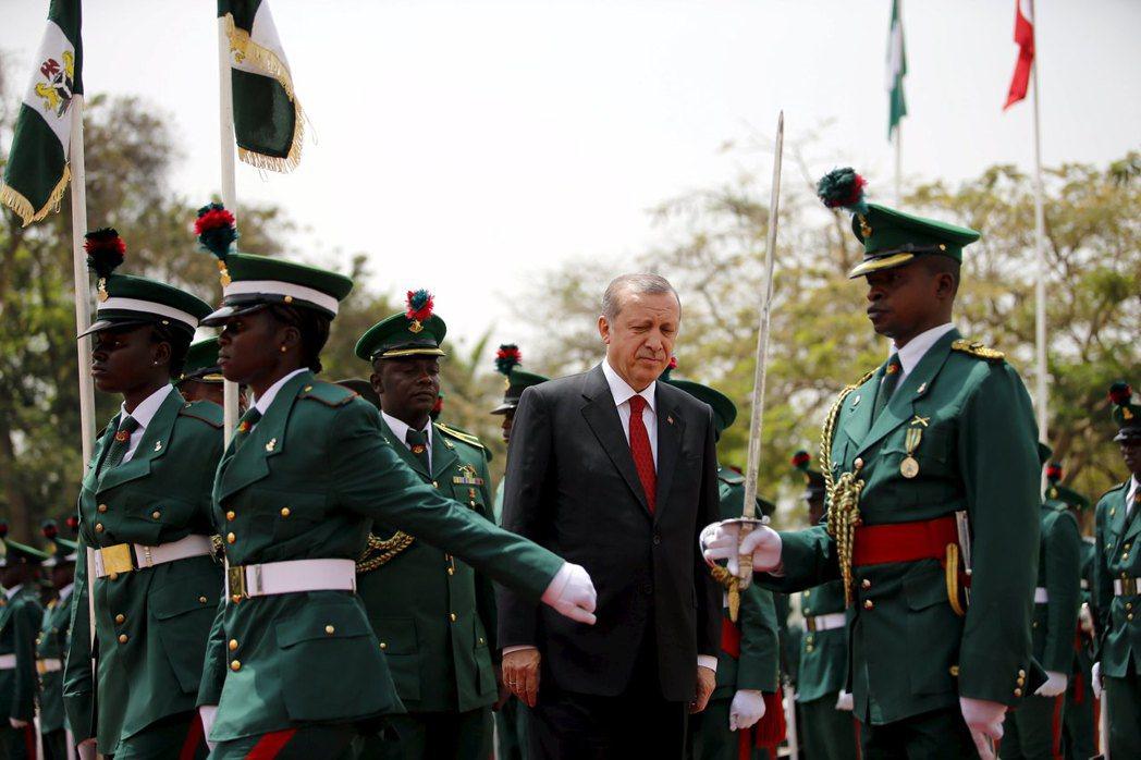 繼2005年的「非洲年」之後,2018年則是「新非洲政策」的開始。 圖/路透...